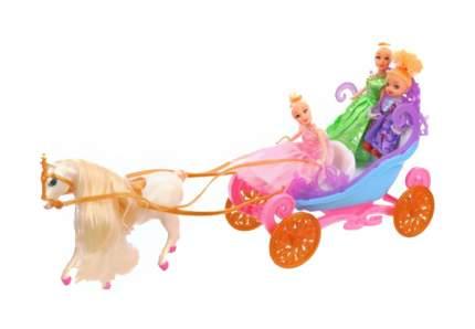 Транспорт для кукол Наша Игрушка 100224693 в ассортименте