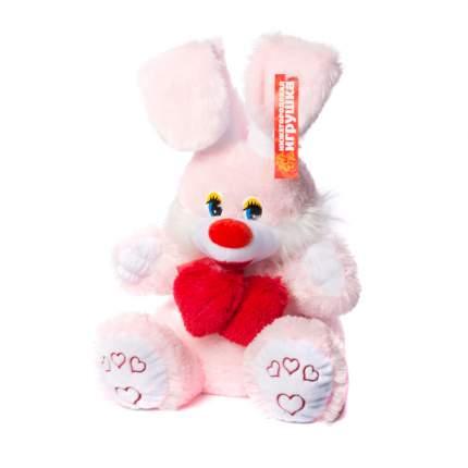 Мягкая игрушка Заяц Праздничный 60 см Нижегородская игрушка См-251-В-5