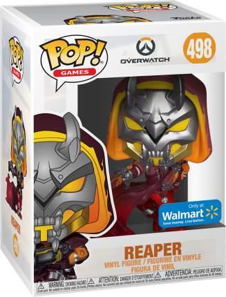 Фигурка Funko POP! Games: Overwatch: Reaper Hell Fire Exc