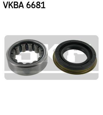 Комплект подшипника ступицы колеса SKF VKBA 6681