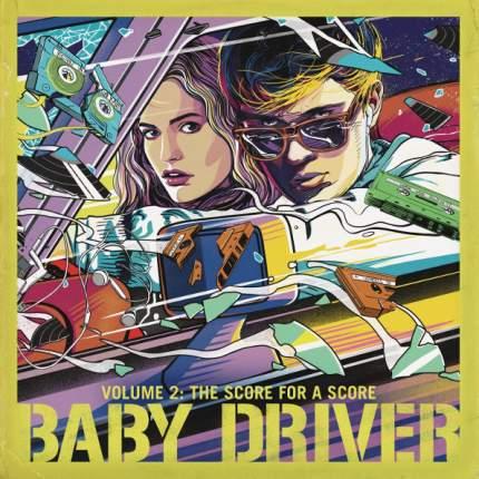 Виниловая пластинка Soundtrack Baby Driver Volume 2: The Score For A Score (LP)