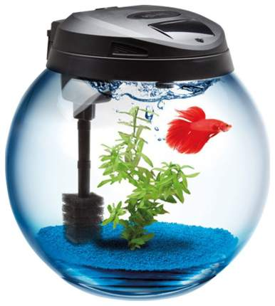 Аквариумный комплекс для рыб, креветок, ракообразных Aquael Sphere, бесшовный, 45 л