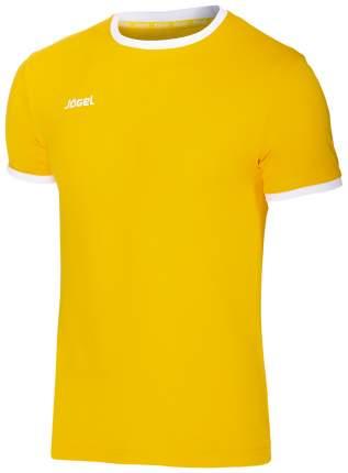 ФутболкаJOGEL JFT-1010-041 желтый XS
