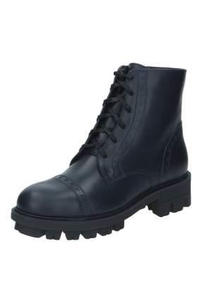 Ботинки женские El Tempo RT9_25822-1 голубые 40