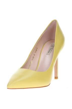 Туфли женские El Tempo CRH114_885-1-28 желтые 39