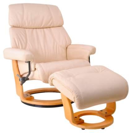 Кресло для гостиной Relax 104х89х104 см, бежевый