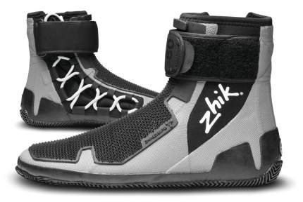 Гидроботинки Zhik Grip II Racing Boot, grey/black, 8 US