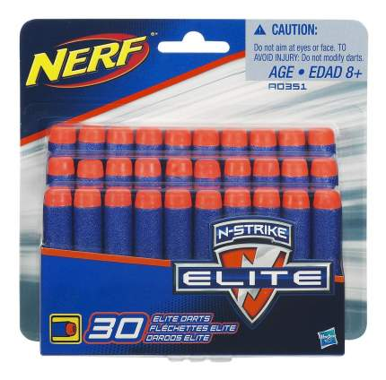 Набор пуль для Бластера Nerf элит 30 стрел a0351
