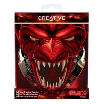 Игровые наушники Creative Draco HS 880 Black
