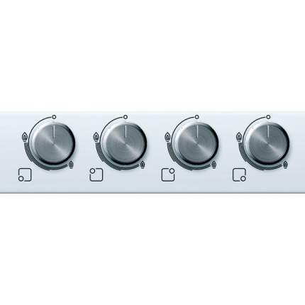 Встраиваемая варочная панель газовая Bosch PCP 612 B80E White