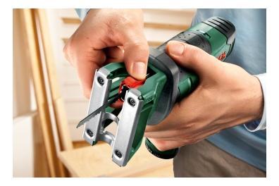 Аккумуляторный лобзик Bosch PST 10,8 LI 06033B4021 БЕЗ АККУМУЛЯТОРА И З/У
