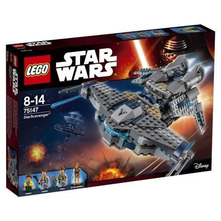 Конструктор LEGO Star Wars Звёздный Мусорщик (75147)
