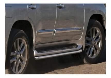 Защита порогов RIVAL для Toyota (R.5713.013)