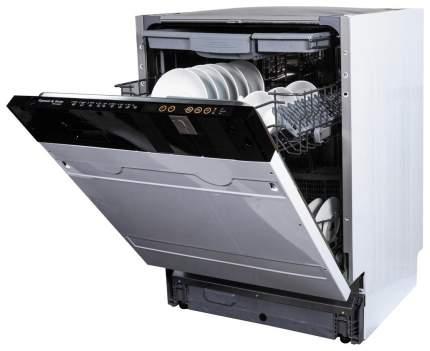 Встраиваемая посудомоечная машина 60 см Zigmund & Shtain DW 69.6009 X