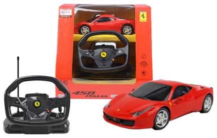 Радиоуправляемая машинка Rastar Ferrari 458 Italia 53400-8 1:18