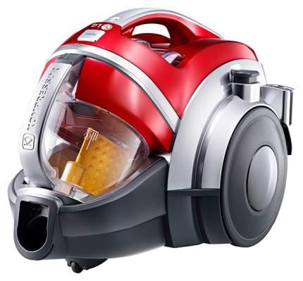 Пылесос LG  VC73201UHAR Red