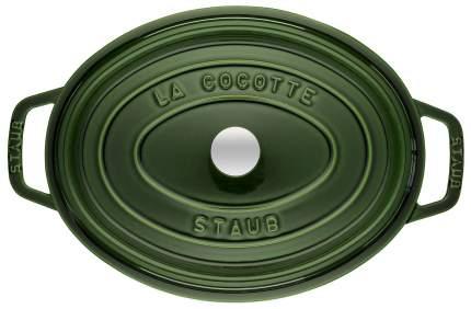 Кокотница Staub 1102985 с крышкой 29 см 4,25 л Basil