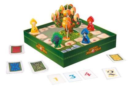 Семейная настольная игра STEP Puzzle Золотые яблочки