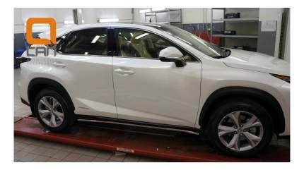 Защита порогов Can Otomotiv для Lexus LENX.43.4612