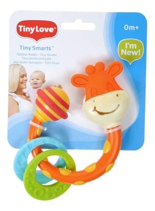 Прорезыватель-погремушка Tiny Love Жираф Сеня