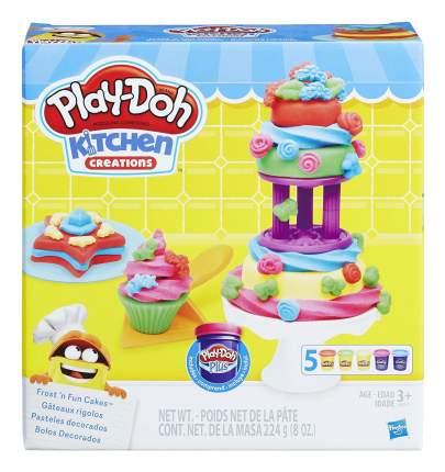 Игровой набор Play-Doh Для выпечки B9741121