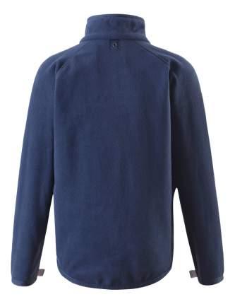 Куртка Reima флисовая для мальчика Inrun navy