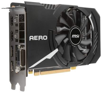 Видеокарта MSI Aero ITX GeForce GTX 1060 (GTX 1060 AERO ITX 6G OC)