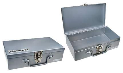 Металлический ящик для инструментов MATRIX 906055