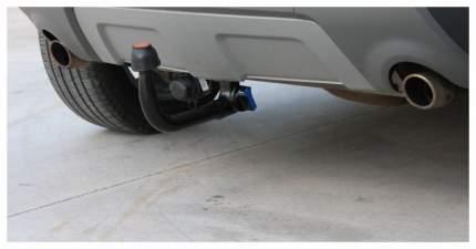 Фаркоп ARAGON для Land Rover E3505AV
