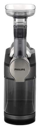 Соковыжималка шнековая Philips HR1947/30 silver