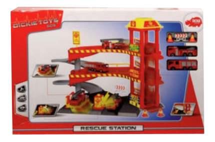 Гараж для машинок Dickie Toys 3718000