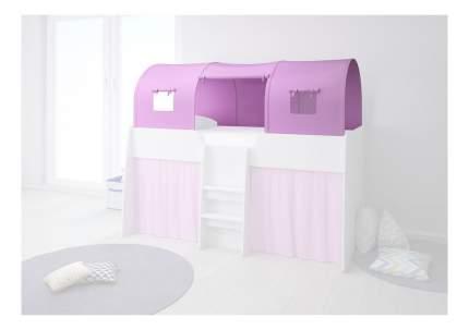 Игровой тент для кровати-чердака Simple 4100 розовый Polini 0001592.2
