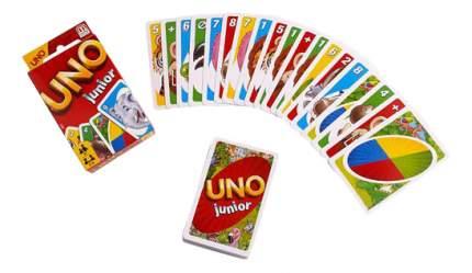 Настольная игра УНО для детей Mattel Games 52456