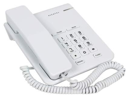 Телефон проводной Alcatel T22 White