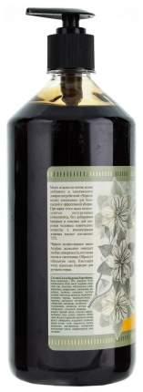 Хозяйственное мыло Травы и сборы Агафьи черное 500 мл