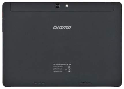 Планшет Digma Plane 9634 Black