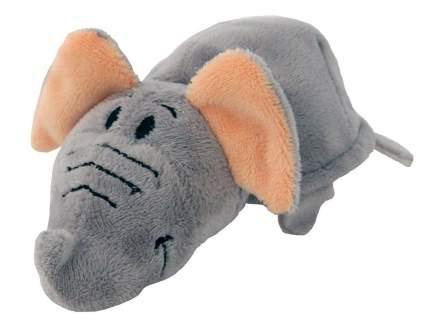 Мягкая игрушка 1 TOY Вывернушка 4 вида 2 в 1, Слон-Тигр, 40х20х19 см (Т10931)