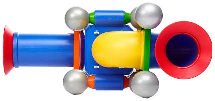 Конструктор магнитный Bondibon Smartmax Собирай и запускай ВВ2200
