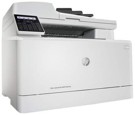 МФУ HP Color LaserJet Pro MFP M181fw Белый, черный