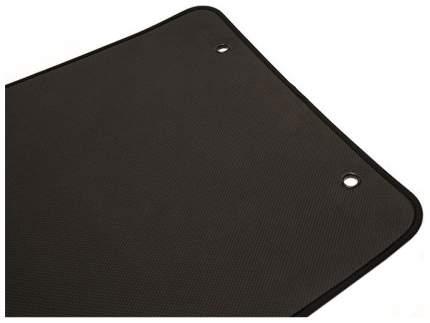 Эко-коврик для йоги Reebok RSYG-16022 черный 5 мм
