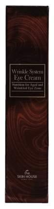 Крем для глаз The Skin House Wrinkle System Eye Cream 40 мл
