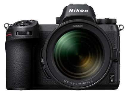 Фотоаппарат системный Nikon Z 6 24-70 f4 Kit