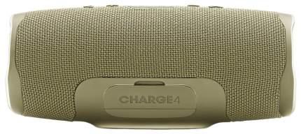Беспроводная акустика JBL Charge 4 Sand Yellow (JBLCHARGE4SAND)