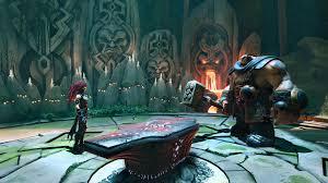 Игра для Sony PlayStation 4 Darksiders III