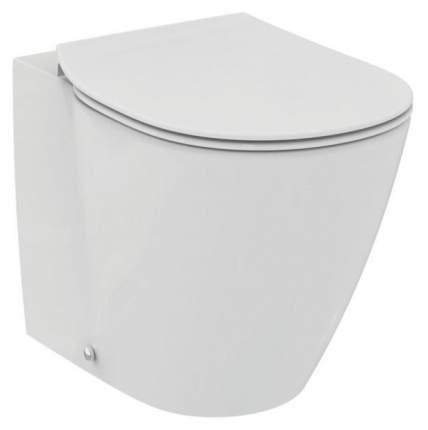 Приставной унитаз IDEAL STANDARD Connect E803401 белый