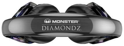 Наушники Monster Diamondz On-Ear Black
