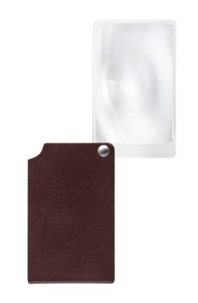 Лупа Eschenbach visoPOCKET складная карманная 74 х 48 мм 2.5х красный
