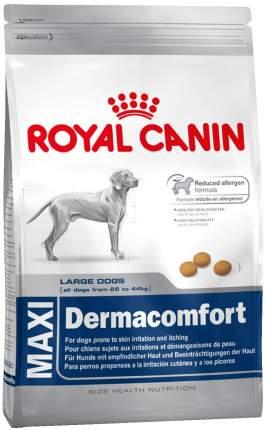 Сухой корм для собак ROYAL CANIN Maxi Dermacomfort, для крупных пород, 10кг