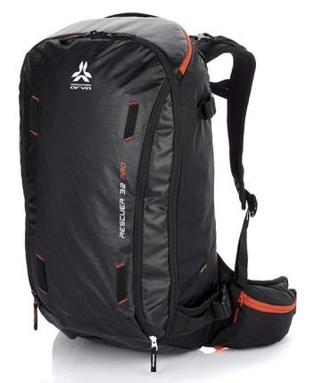 Рюкзак для лыж и сноуборда Arva Rescuer, black, 32 л