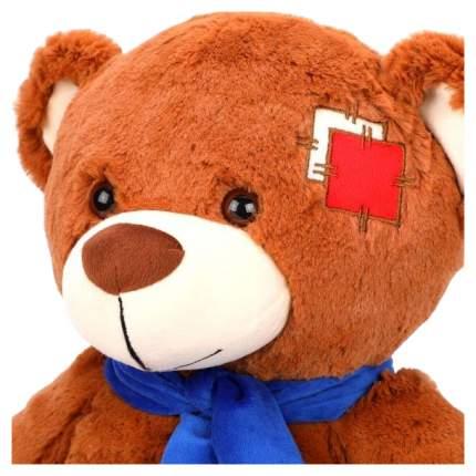 Мягкая игрушка животное Fluffy Family Мишка Топтыжка c шарфом